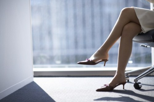beauté,croiser,jambes