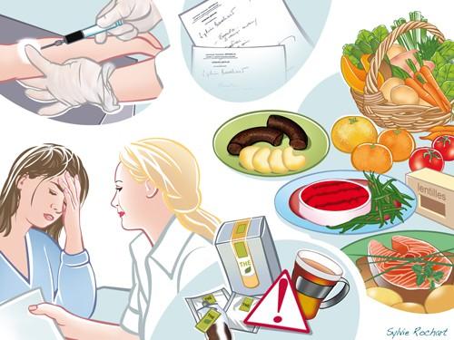 santé,métal,fer,antifatigue