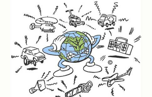 environnement,vivre,manière,écologique,pollution,sonore,bronzer,sainement