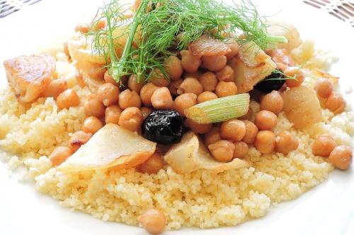 cuisine,protéines,associées