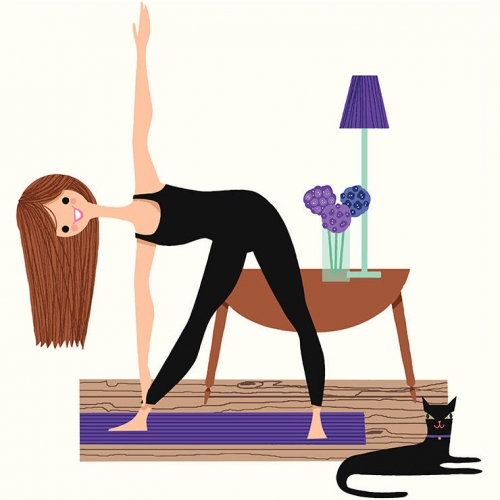 gymnastique,exercices,stretching,tirer,étirer,jambes,dos,bras,épaules,taille