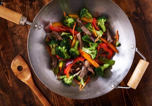 cuisine,wok, conseils,pratiques